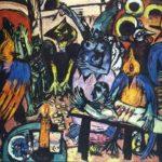 SNAKEPIPE MUSEUM #39 Max Beckmann