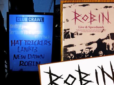 ROBIN LIVE DVD 先行発売LIVE参戦!