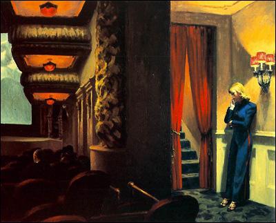 SNAKEPIPE MUSEUM #09 Edward Hopper