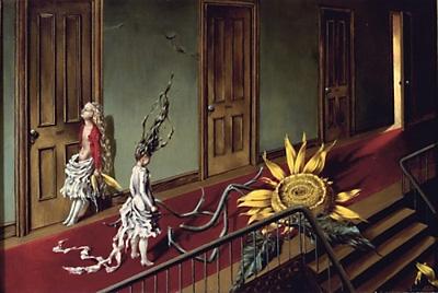 SNAKEPIPE MUSEUM #16 Dorothea Tanning