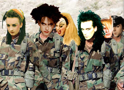 闘うバンドのユニフォーム
