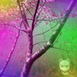 ひそやかに咲く櫻こそ美学かな